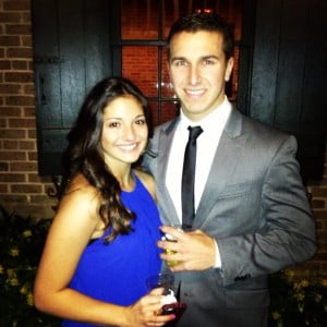 Mayci Breaux boyfriend Matthew Rodriguez-photos