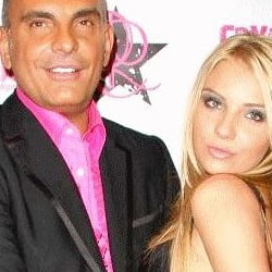 Crystal Audigier: Ed Hardy Designer Christian Audigier's Daughter