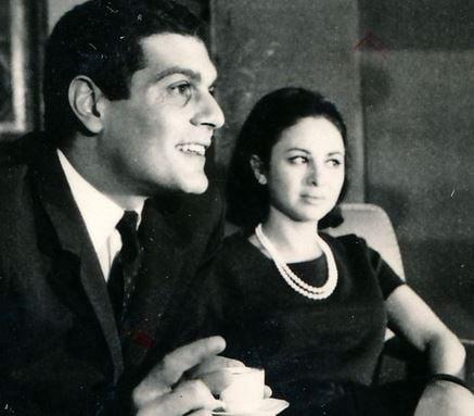 Tarek Sharif Wife