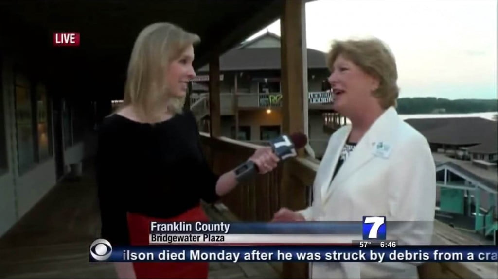 Alison parker reporter shooting