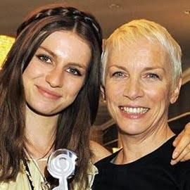 Tali Lennox Fruchtmann Annie Lennox's Daughter