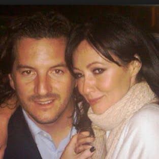 Shannen Doherty's Husband Kurt Iswarienko