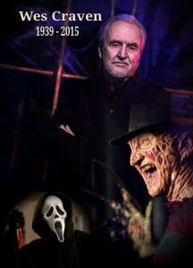 wes craven family