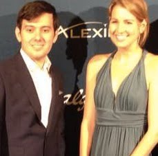 Who Is Turing Ceo Martin Shkrelis Girlfriend Wife