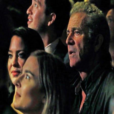 Mel Gibson girlfriend Rosalind Ross