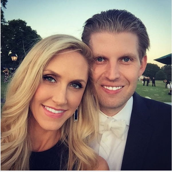 Trumps+Wife Lara yunaska Trump eric trump wife