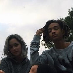 Sarah Snyder Jaden Smith's Girlfriend