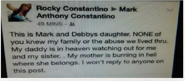 """raquel """"Rocky"""" Constantino"""