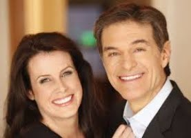 Who is dr oz married to