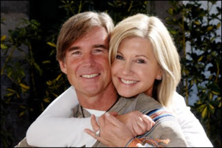 John Easterling is Olivia Newton John's Husband