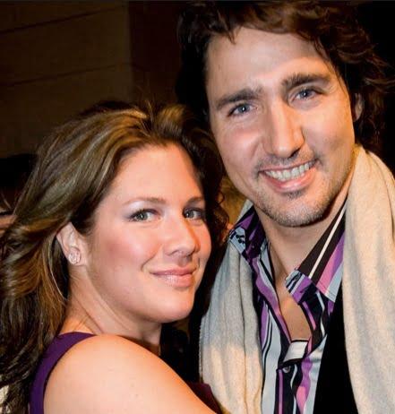 Sophie Gregoire Justin Trudeau