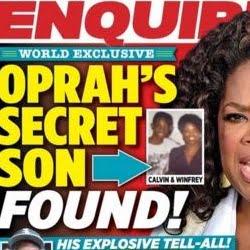 Oprah's lost son Calvin Mitchell