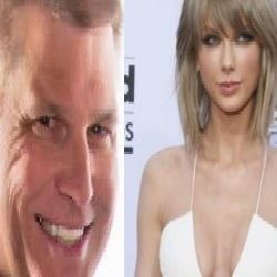 David Mueller DJ who Grabbed Taylor Swift's Butt