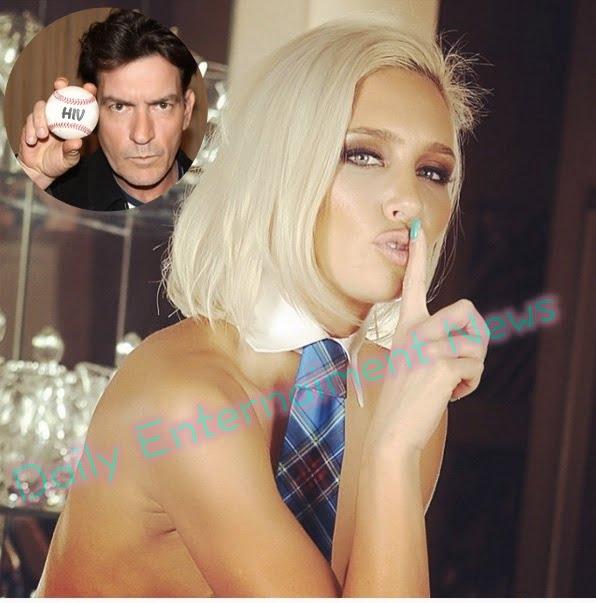 Kacey Jordan Charlie Sheen's Pregnant Porn actress