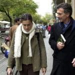 Mauricio Macri daughter Augustina Macri