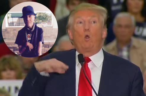 Serge Kovaleski Donald Trump