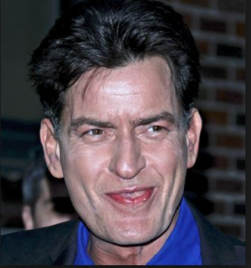 Charlie Sheen Aids