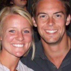 Davey Blackburn is Amanda Blackburn's Husband