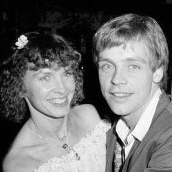 Marilou York Stars Wars Mark Hamill's Wife