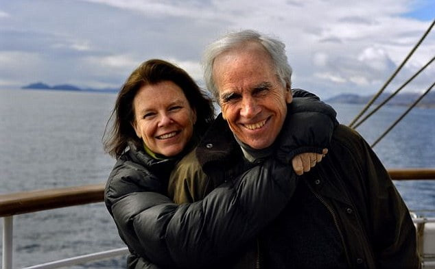 Kris Tompkins North Face Founder Doug Tompkins' Wife