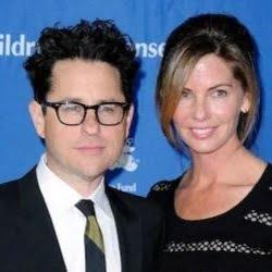 Katie McGrath Director J.J Abrams' Wife