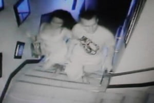 Jennifer Laude Joseph Scott Pemberton cctv video