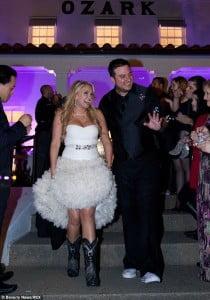 Tiffany Thornton husband Chris Carney