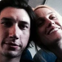 Joanne Tucker Star Wars Actor Adam Driver's Wife