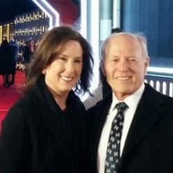 Frank Marshall Stars Wars Kathleen Kennedy's Husband