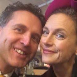 John Vincent is SCD Katie Derham's Husband