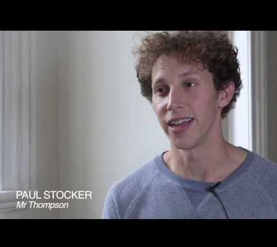 Paul stocker how old