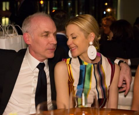Tony Brand Is Actress Kelly Rutherford S Boyfriend