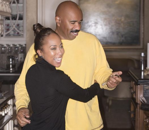 Marjorie Bridges Woods Is Steve Harvey S Wife
