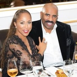 Marjorie Bridges-Woods is Steve Harvey's Wife
