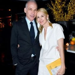 Tony Brand is Actress Kelly Rutherford's Boyfriend