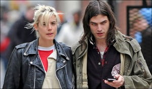 Agyness Deyn Alex Greenwald