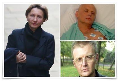 Alexander Litvinenko wife Marina Litvinenko
