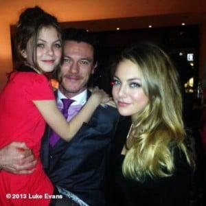 James Nesbitt wife Sonia Forbes Adam daughters