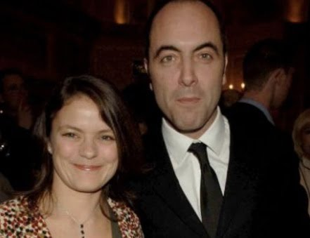 James Nesbitt wife Sonia Forbes Adam