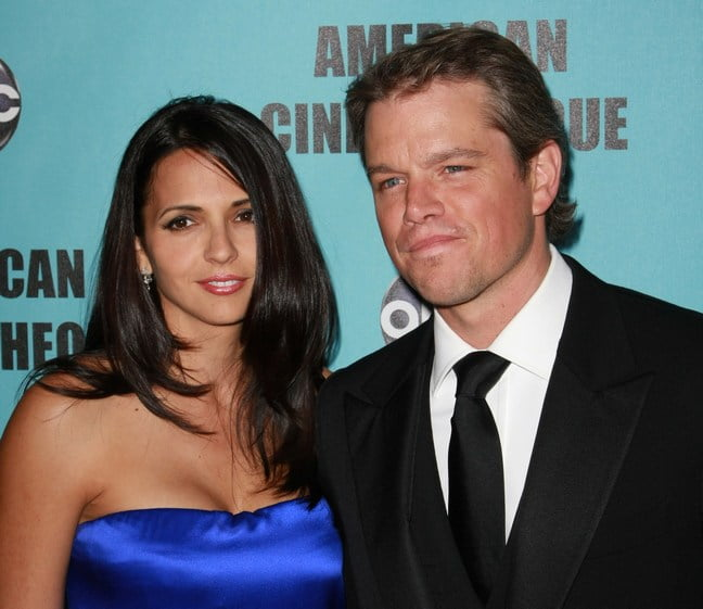 Luciana Barroso Matt Damon's Wife (Bio, Wiki)