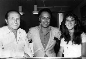 Rene Angelil Celine dion 1981