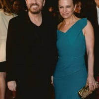 Ricky Gervais Wife,Jane Fallon