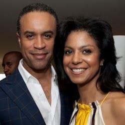 Andrea Dubois WCBS anchor Maurice DuBois' Wife
