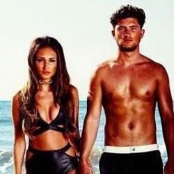Jordan Davies Celebrity Big Brother Megan McKenna's ex-boyfriend