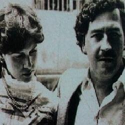 Maria Victoria Henao/ María Isabel Santos Caballero - Pablo Escobar's Wife