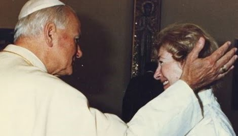 Anna-Teresa Tymieniecka Pope John Paul's Secret Affair?