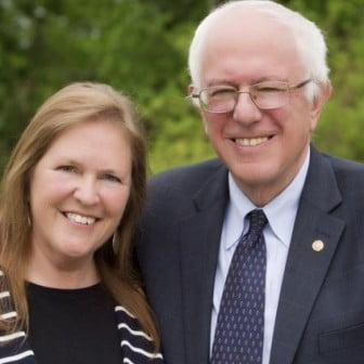 Jane Sanders is Bernie Sanders' Wife