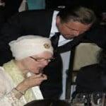 George DiCaprio wife Peggy Ann farrar