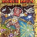 George Dicaprio comic book