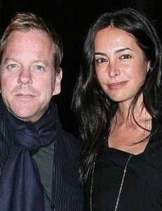 Kiefer Sutherland wives girlfriends